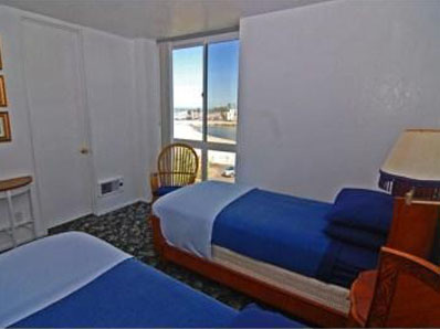 nearly beach front accommodations' additional bedroom, click to enlarge